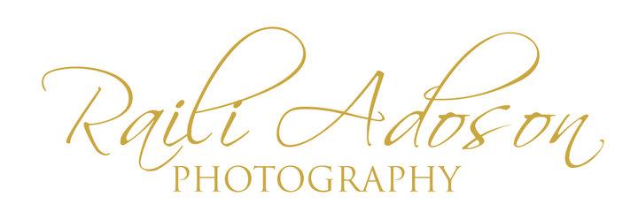 Logo for Raili Adoson Photography - Beebipildid, Perefotod, Portreefotod Tartus